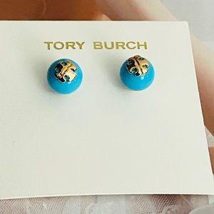 Tory Burch Blue earrings